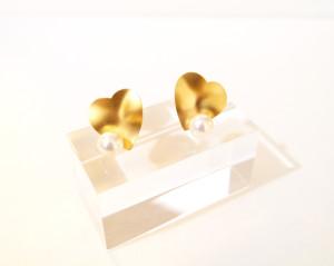 pearl ear cuff